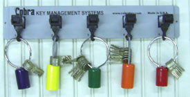 Key Control, key storage, locking key storage, Security devices
